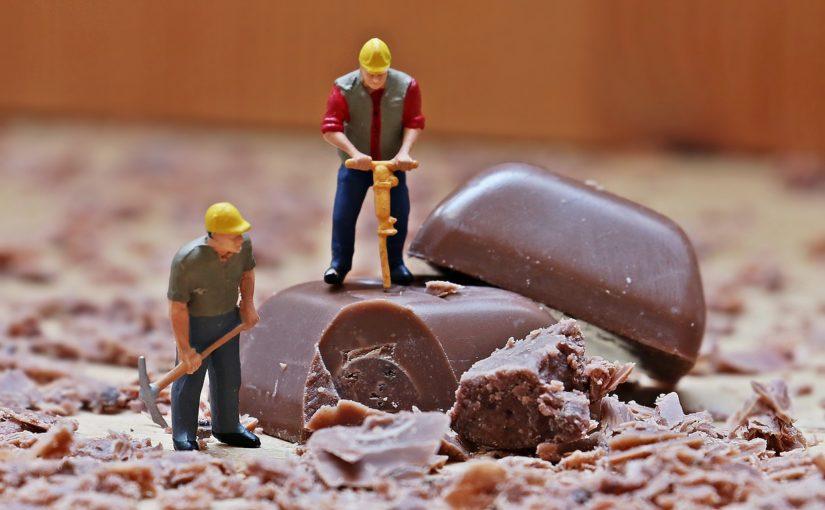 Stawiając budynek, nutrujemy się nad jego wyglądem i owocem końcowym prac.